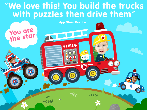 Car Game for Kids App