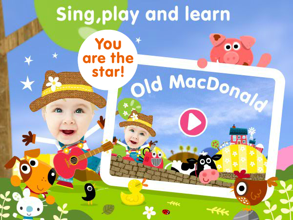 Old MacDonald Had a Farm App