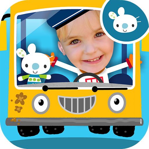 Wheels on the Bus Go Round and Round App