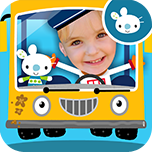 Wheels on the Bus Song & Games App